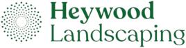 logo for Heywood Landscaping in Barnstaple.