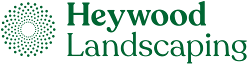 logo for Heywood Landscaping in North Devon